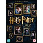DVD-movies price comparison Harry Potter - Complete 8-film Collection [DVD] [2016]